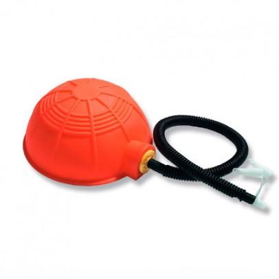 Компактний ручний насос подвійної дії, дає тиск до  8 psi.
