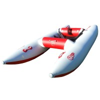 Cataraft with raft seat ContouR-2