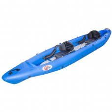 Kayak with inflatable frame Spark 450