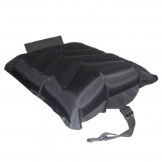 Inflatable seat (without backrest) for kayak