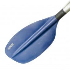Весло байдарочне XT-ALU ADJ 210-240  синє