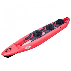 Kayak with inflatable frame Spark 520