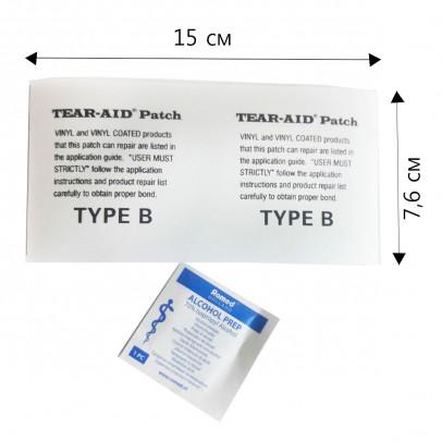 Tear-Aid, незамінний пластир для внутрішнього і зовнішнього ремонту