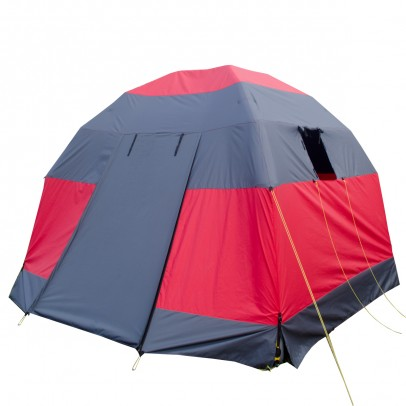 """Inflatable tent 3,5 x 3,5 m ( 11'7"""" X 11'7"""")"""