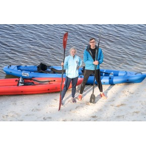 Tandem inflatable kayak - how to choose?