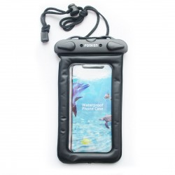 Герметичний гаманець для мобільного телефону за надувним периметром
