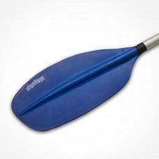 Весло байдарочне XT-ALU Col 225 см  синє